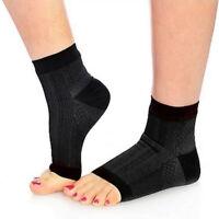 Compression Socks Men Women Anti Fatigue Support Stockings Comfort Running Pairs