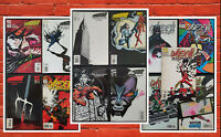Lot of 13 Daredevil Comics #319-331 *ALL NM* Run Fall From Grace
