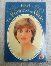Princess Diana. Ladybird Book. 1st Edition. 1982.