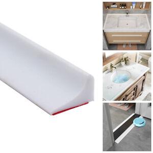 Bathroom Kitchen Shower Water Stopper Collapsible Threshold Water Dam Barrier