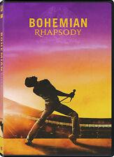 Bohemian Rhapsody Dvd - New, Unopened!