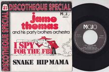 Jamo THOMAS * I Spy For The FBI * 60's Northern SOUL MOD RE 45 * Listen!