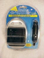 Charger EN-EL3/EL3A/EL-3E | FOR Canon BP511/512/508/535/522 & Fuji NP-150 | NEW
