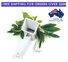 Mint & Parsley Grater / Herb Mill / Mouli / Muller, With Strong Metal Grill