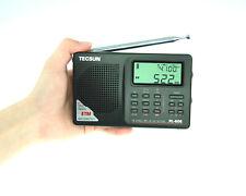 TECSUN PL-606 PLL DSP Radio FM/MW/SW    << ENGLISH VERSION >>