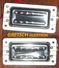 NEW complete set GRETSCH FILERTRON G5400 Humbucking - chrome