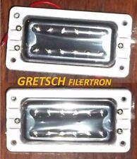 NEW set complet GRETSCH® BlackTop FILERTRON G5400 Humbucking - chrome -