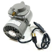 Thomas Industries 1/15HP Diaphragm Vacuum Pump, 4Z792A