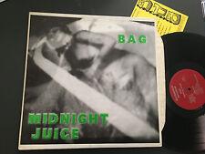 LP USA 1991 NM  Bag – Midnight Juice Label: Rockadelic Records – RRLP 4.5