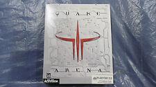 Rare vintage PC game Quake III Arena 1999 id Software big box Windows 95 98 DOOM
