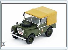 "VA11105 Land Rover Series I SWB Canvas ""lincoln Corporation"", Corgi 1:43, NEU &"