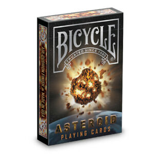 Bicycle Asteroid Playing Cards - 1 Sealed Deck