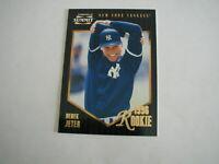 1996 PINNACLE SUMMIT DEREK JETER ROOKIE CARD #171 NEW YORK YANKEES RC FUTURE HOF