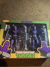 Foot Soldier 2 Pack NEW Teenage Mutant Ninja Turtles NECA TMNT Target Exclusive