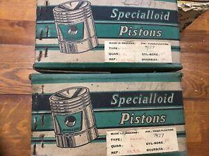 "Packard 26.4HP +.040"" Pistons 3668cc 1935/36 British 120,120B"