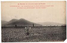CPA 88 - NOMPATELIZE (Vosges) - Les Tombes militaires du champ de bataille 1914