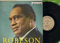 Robeson, Paul - Robeson Vinyl LP Record Free Shipping