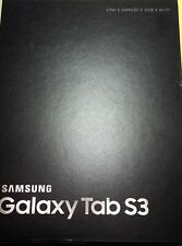 SAMSUNG Galaxy Tab S3 32GB WiFi 4GB Ram Tablet Silber S Pen Android 7,0 wie NEU