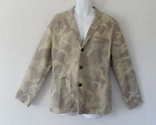 ~Lucky Brand Jeans LA CALIFORNIA PEYTON CAMO BLAZER Sport Coat Jacket~Mens sz XL