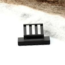 45 Degree Offset Picatinny Weaver Accessory Laser Torch Dot Sight Rail Mount QK
