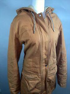 Patagonia Womens XL Insulated Prarie Dawn Parka Jacket X-Large B. But B B