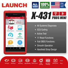 LAUNCH X431 PROS Mini CRP129X Scan PAD OBD2 Diagnostic Scanner Code Reader as V