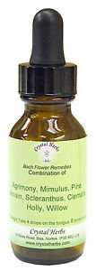 25ml Bach Flowers Treatment Combination Remedy - made to your own requirements