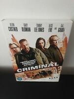 Criminal [DVD] [2016] Ryan Reynolds Cert 15 - Small Business - Big Value