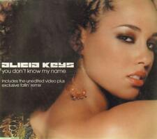 Alicia Keys(CD Single)You Don't Know My Name CD2-New