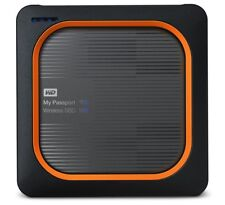 WD My Passport 1000gb WLAN grau Wdbamj0010bgy-eesn D