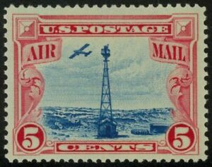 #C11 PF Graded 85 - 1926 - OG/NH - very nice copy of a very popular air mail