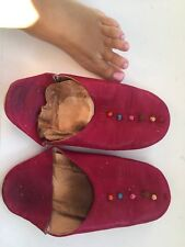 Women's Well Worn Slippers Shoes Size 7