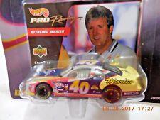 Hot Wheels PRO Racing,Sterlin Marlin #40 SABCO Racing,NASCAR 1998,Blue/Yellow/R