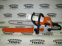 "BRAND NEW Stihl MS170 Gas Powered Chain Saw Chainsaw 16"" w/ Rollomatic Bar"