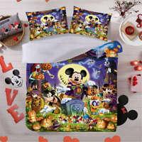 Dream Fairy Tale Starry Sky 3D Quilt Duvet Doona Cover Set Pillow case Print