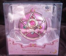 Official Sailor Moon Miniaturely Tablet 3 Crystal Star (pearl white inside)