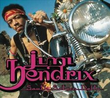 South Saturn Delta by Jimi Hendrix (Vinyl, Apr-2011, 2 Discs, Sony Legacy)