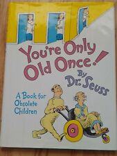 Dr. Suess bundle: you're only old once, green eggs and ham, 1 2 3 4 fish