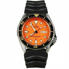 SEIKO divers automatic volume SKX011J watchgenuine Orange 4548875455687
