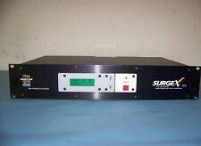 SurgeX SEQ Advanced Power Conditioner and Power Sequencer 20a 120v