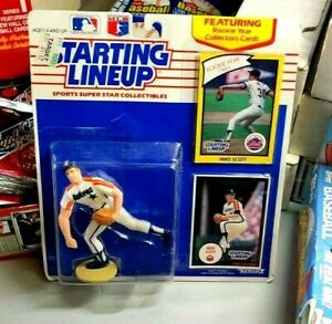 ⚾️ 1990 STARTING LINEUP - SLU - MLB - MIKE SCOTT - HOUSTON ASTROS