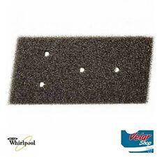 pure AC 8420 4x materiale espanso-Filtro per WHIRLPOOL PURE AC 7521 pure AC 8522