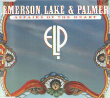 EMERSON,LAKE & PALMER / AFFAIRS OF THE HEART Label Victory