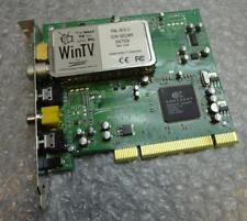 Hauppauge WinTV PAL-B/G-I-D/K-SECAM 34709 REV J1A5 PCI TV Capture Card 340000-09