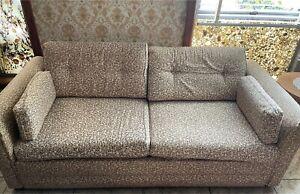 Used Vintage Sofa-bed/ Lounge