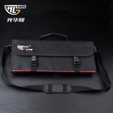 18 Pocket Chef Knife Roll Bag Knife Case Cutlery Storage Case Shoulder Strap Bag