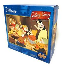 Disney Wood Puzzle: Snow White (1000 Piece) COMPLETE 2007 Gallery Series