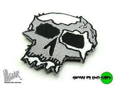 ill Gear MONSTER WAR SKULL GITD Patch Tactical Survival Zombie HOOK & LOOP