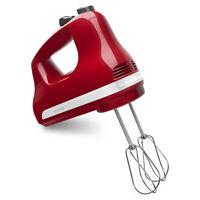 KitchenAid Refurbished 6-Speed Hand Mixer, RRKHM6
