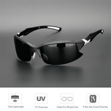 Professional Polarized Cycling Glasses Bike Bicycle Goggles Driving Fis
